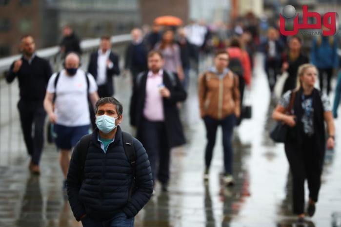 بريطانيا تسجل أعلى حصيلة للوفيات الجديدة بكورونا في أربعة أشهر