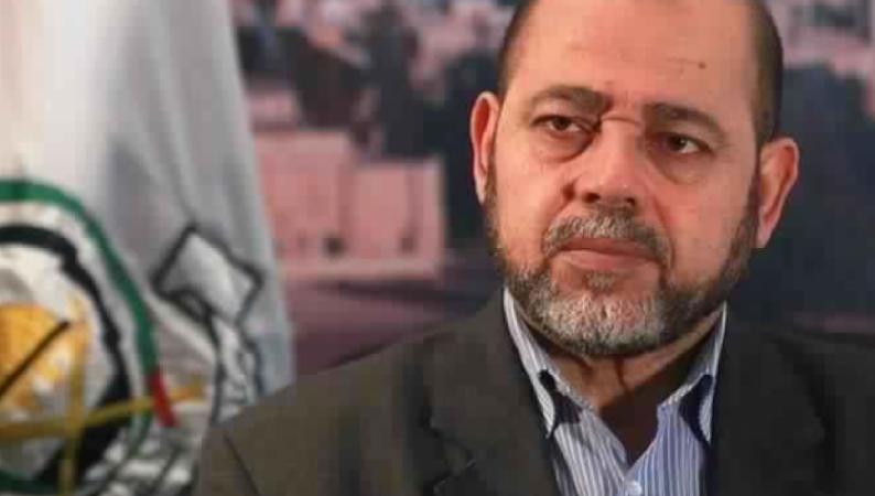 أبو مرزوق ينتقد أداء أمريكا والاتحاد الأوروبي ومصر والسلطة بخصوص إعادة اعمار غزة
