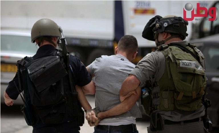 الاحتلال يعتقل شابا من قلقيلية أثناء تواجده في القدس