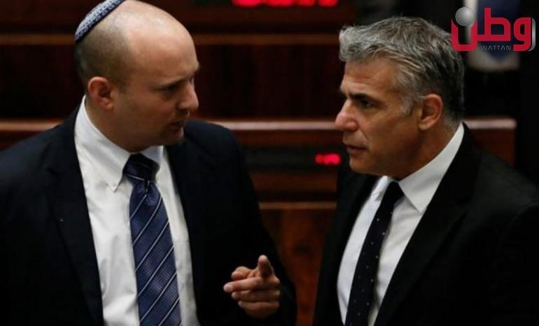 """خارجية الاحتلال: """"حلّ الدولتين"""" غير مطروح خلال رئاسة بينيت للحكومة"""