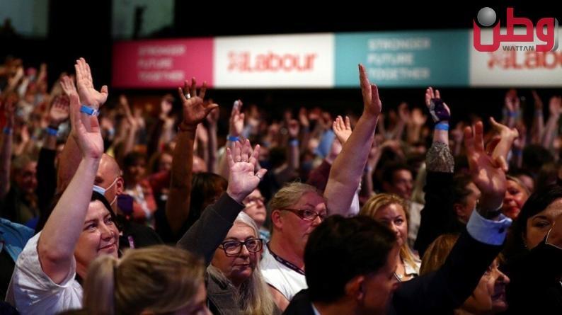"""الخارجية ترحب بقرار حزب العمال البريطاني فرض عقوبات على """"إسرائيل"""""""