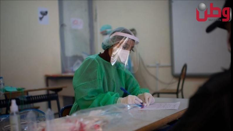 الصحة في غزة: 8 حالات وفاة و1534 إصابة بفيروس كورونا