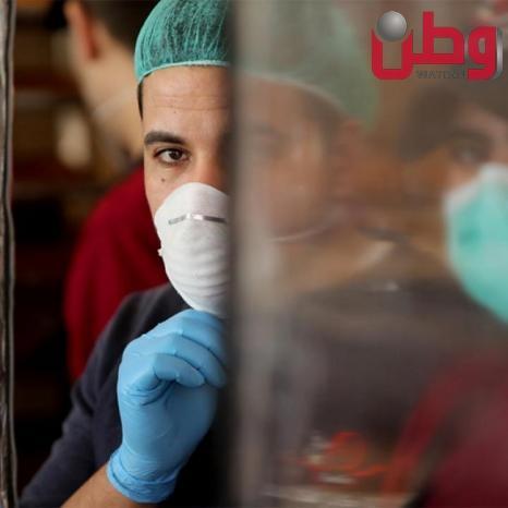 تسجيل 3 وفيات و 59 إصابة جديدة بفايروس كورونا في الضفة وغزة