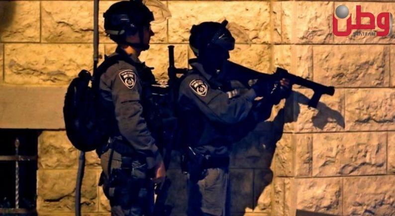 اعتقال شاب ومواجهات مع الاحتلال في القدس