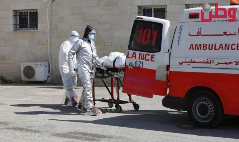 الصحة: حالتا وفاة و115 اصابة جديدة بكورونا في الضفة وغزة