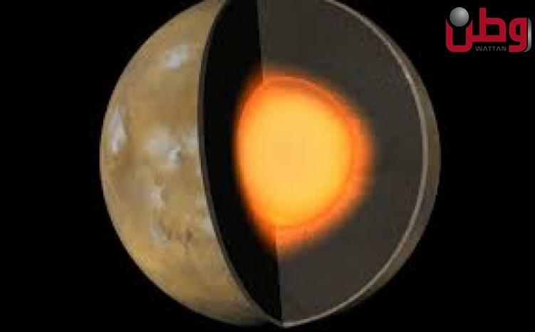 """مسبار """"انسايت"""" يحدد طبيعة التركيبة الداخلية لكوكب المريخ"""