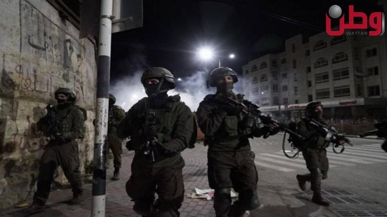الاحتلال يعتقل ثلاثة شبان جنوب بيت لحم