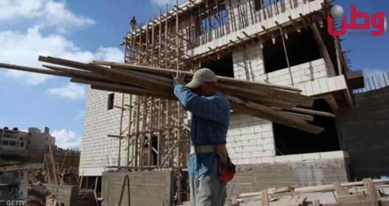 """""""الإحصاء"""": ارتفاع أسعار تكاليف البناء بنسبة 0.50% خلال الشهر المنصرم"""