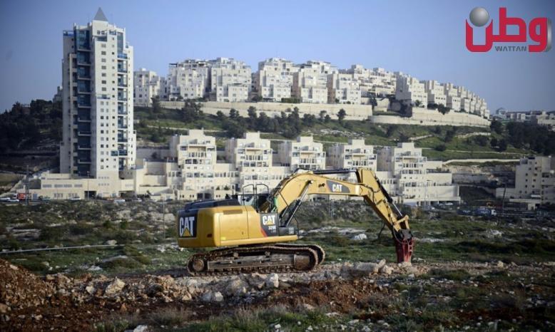 الاحتلال يصادق على مخطط استيطاني لفصل القدس عن بيت لحم