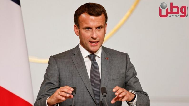 """لبحث تجسس """"إسرائيلي"""" محتمل على هاتفه عبر """"بيغاسوس"""" ماكرون يدعو إلى اجتماع استثنائي لـ""""مجلس الدفاع الفرنسي """""""
