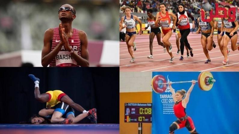 أبرز مواجهات الرياضيين العرب اليوم الأحد في أولمبياد طوكيو بينها الوثب العالي