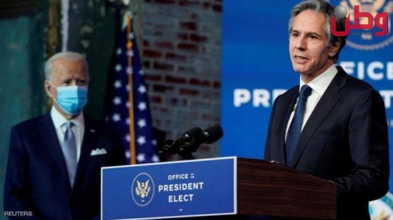 وزير الخارجية الأمريكي يدعو دولاً عربية أخرى إلى التطبيع مع دولة الاحتلال