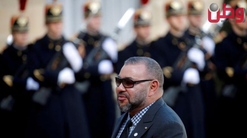 ملك المغرب يبعث رسالة إلى رئيس دولة الاحتلال