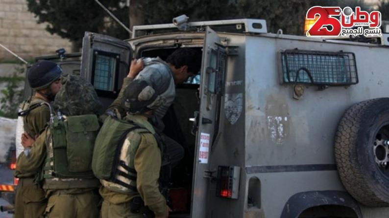 الاحتلال يعتقل الفتى يوسف فؤاد عودة من حوارة جنوب نابلس