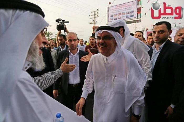 آلية جديدة للمنحة القطرية والعمادي حذر حماس من تدهور الأوضاع مجدد