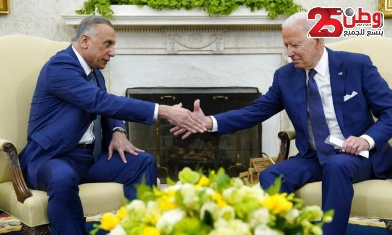 آخر العام.. الرئيس بايدن يعلن انتهاء المهمة القتالية للقوات الأمريكية بالعراق
