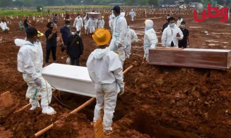 إصابات كورونا العالمية تتجاوز 192.5 مليونا والوفيات 4 ملايين و300 ألف