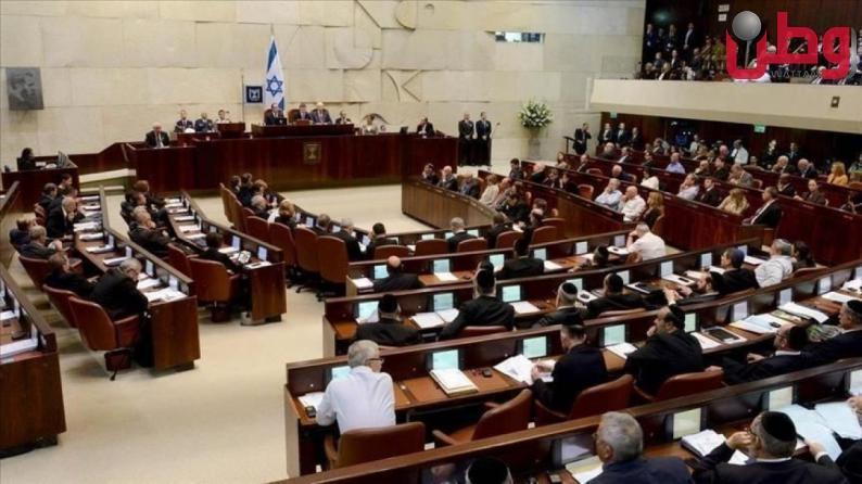 الكنيست يصادق على قانون عمل حكومة الاحتلال بالتناوب