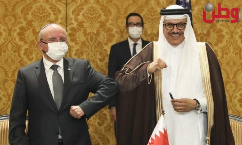 حكومة الاحتلال بصدد المصادقة على اتفاقية تطبيع اقتصادي مع البحرين