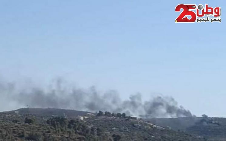 اندلاع مواجهات بين شبان وقوات الاحتلال بجبل صبيح