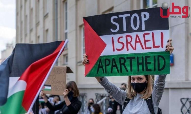 """جنرال أمريكي: """"إسرائيل"""" ستختفي خلال 20 عاما لأنها عنصرية"""
