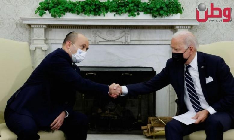 بينيت: اتفقنا مع الأمريكيين على عمل إستراتيجي مشترك ضد إيران