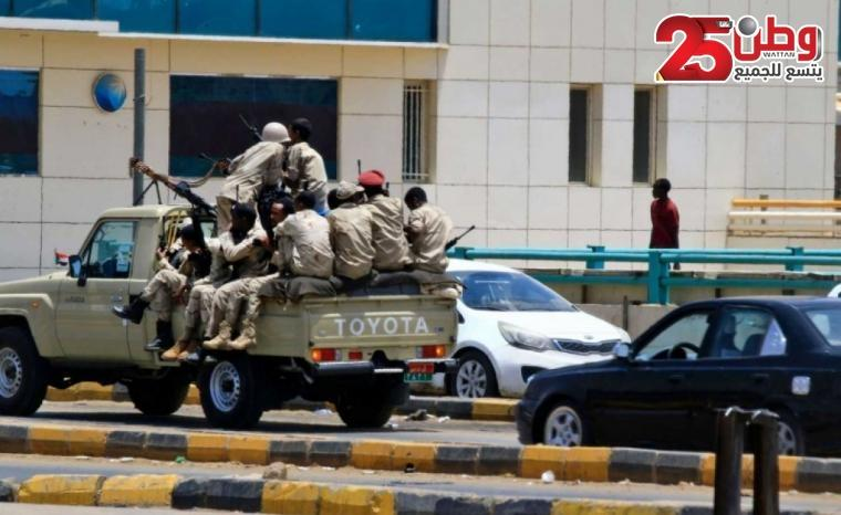 التلفزيون الرسمي: انقلاب فاشل في السودان