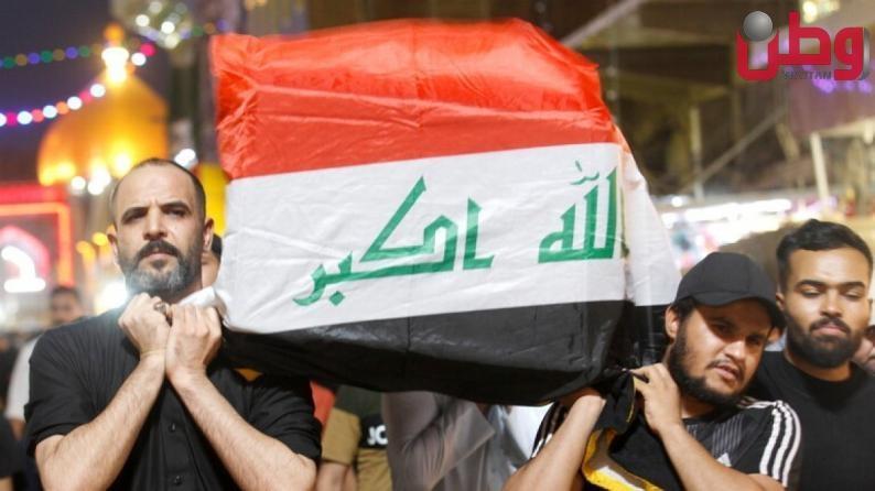 """بغداد تشيع ضحايا هجوم """"ليلة الأضحى"""" الدامي"""