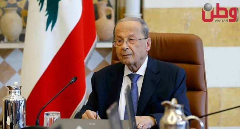 الرئيس اللبناني يجري مشاورات نيابية لتسمية رئيس وزراء جديد ونجيب ميقاتي الأوفر حظا
