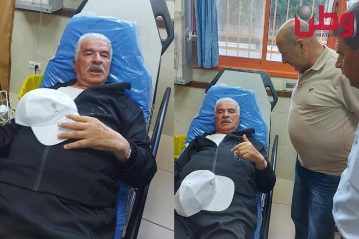 الاحتلال يعتدي على محافظ طوباس ورئيس هيئة مقاومة الجدار والاستيطان