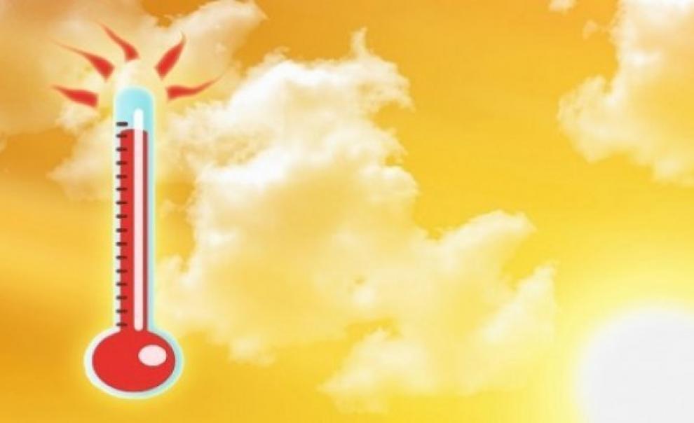 تقرير: ارتفاع درجات الحرارة عن المعدل خلال 2017