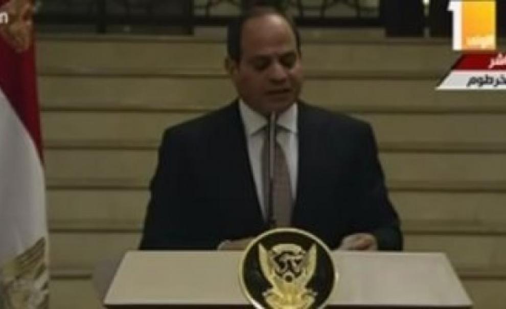 السيسي يعلن تأسيس 14 مدينة في مصر