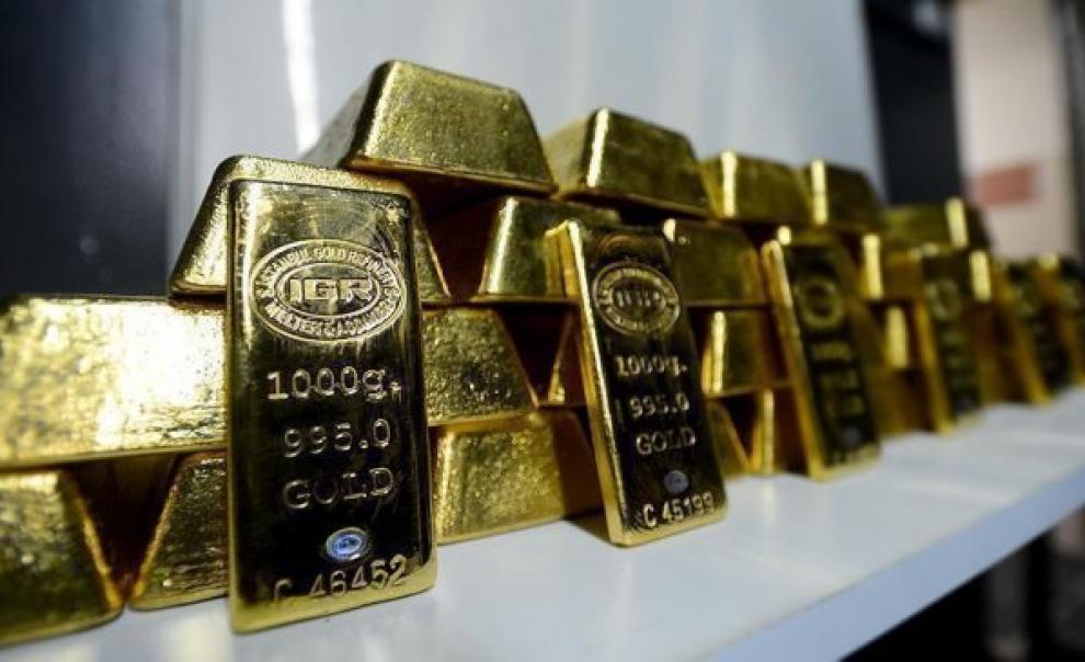 سعر الذهب يرتفع بعد أربعة أسابيع من الإنخفاض