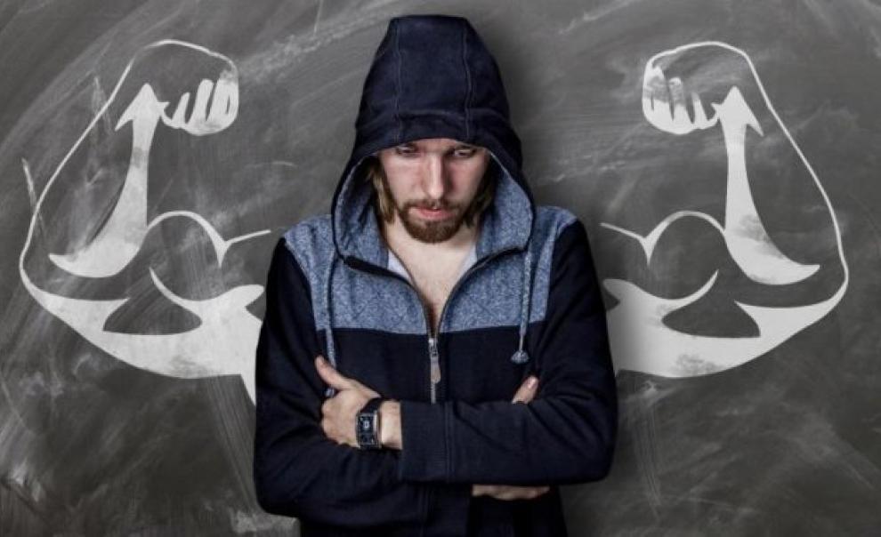 دراسة: الأقوياء يتمتعون بذهن أكثر حدة