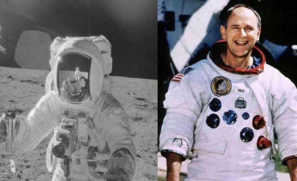"""وفاة رابع رائد فضاء """"مشى"""" على سطح القمر"""