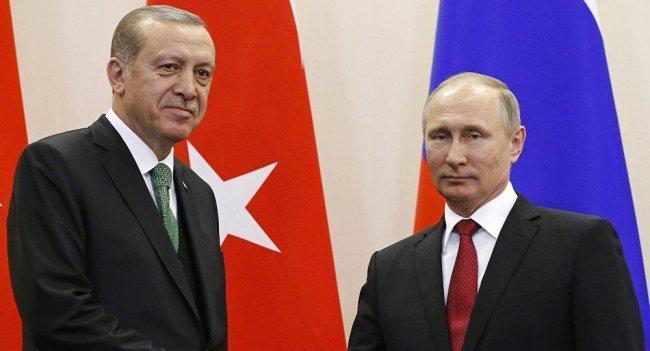 بوتين وأردوغان يدعوان للتسوية في خلاف دولة قطر — الكرملين