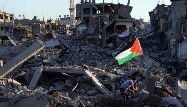 الذكرى الرابعة للعدوان على قطاع غزّة عام 2014 -