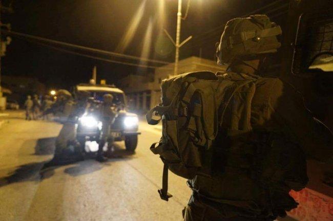 اعتقال 5 شبان من بيت لحم