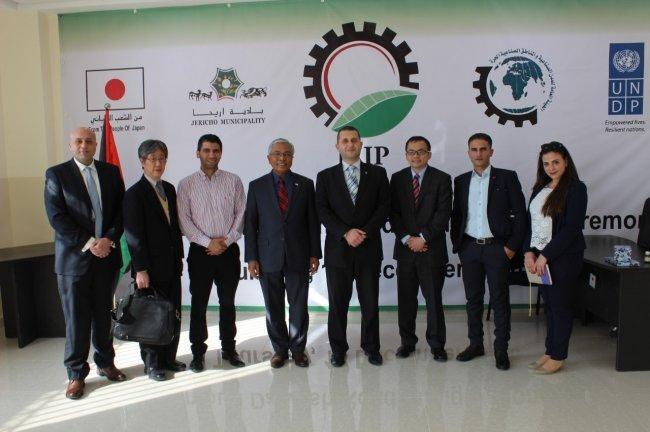 السفير السنغافوري: نحن على استعداد لتوجيه رؤوس الاموال السنغافورية للاستثمار في المدن الصناعية الفلسطينية