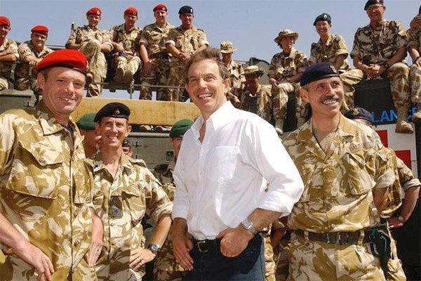 لجنة تحقيق توني بلير المتسبب الأول في غزو العراق وكالة وطن للأنباء