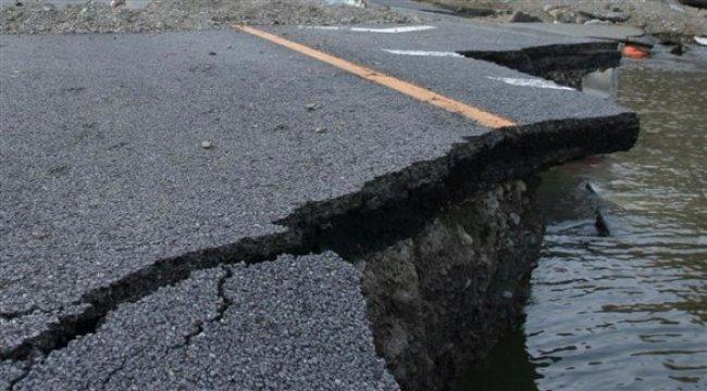 زلزال بقوة 5.8 يضرب شمال اليابان -