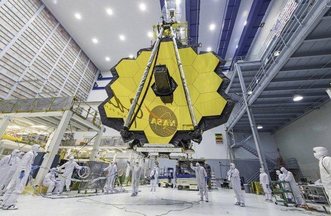 مجدداً.. ناسا ترجئ إطلاق أقوى تلسكوب فضاء -