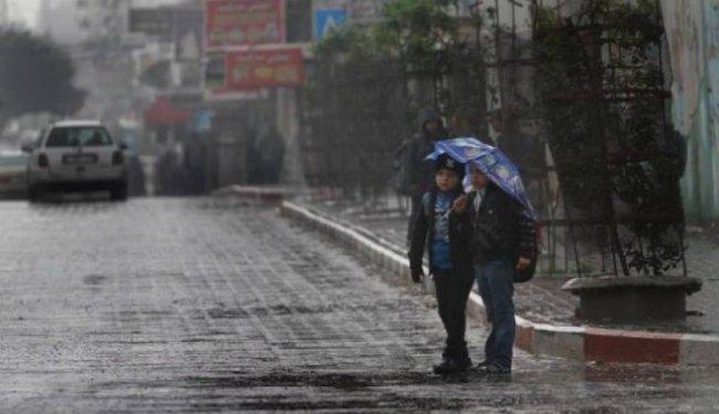 الأرصاد: الأمطار تعود الليلة والاثنين منخفض جوي -