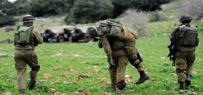 مناورات عسكرية لجيش الاحتلال في الضفة تبدأ اليوم
