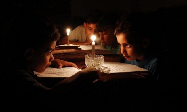 أزمة الكهرباء في غزة مشكلة فلسطينية داخلية — اخبار فلسطين ليبرمان