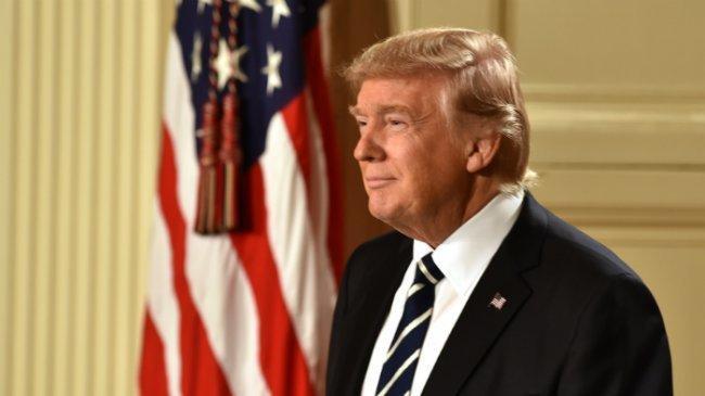 ترامب: أفضل حل الدولتين وأي حل يرتاح له الطرفان