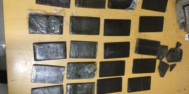 ضبط 3 كغم مخدرات في بير نبالا -