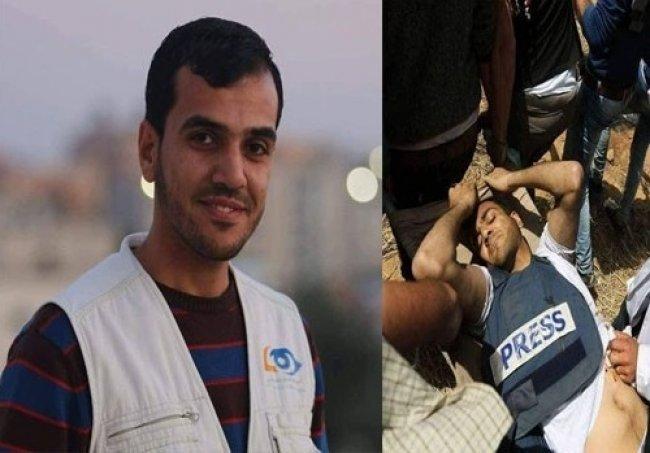 نقابة الصحفيين تنعي الصحفي ياسر مرتجى وتدعو لوقفة وفاء للشهيد وسط رام الله -