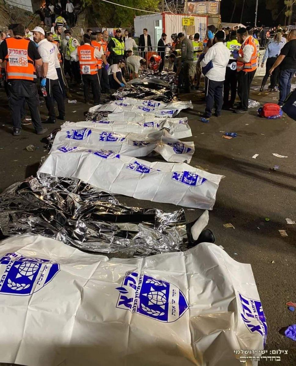 صور   عشرات القتلى والجرحى في صفوف المستوطنين جراء انهيار جسر في جبل الجرمق  - وكالة وطن للأنباء